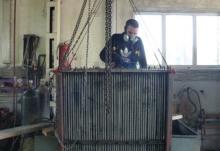 Ремонт и замена радиаторов на грузовых автомобилях