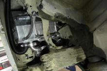 Монтаж (установка) автономного предпускового подогревателя с подключением климата автомобиля
